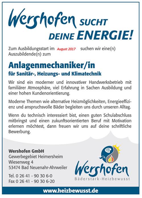Bbs Lehrstellenbörse - Bbs Bad Neuenahr-Ahrweiler | Berät | Bildet