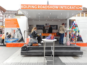 Kolping Roadshow Integration