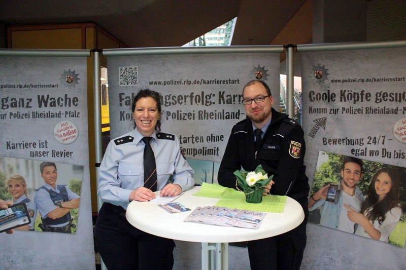 nummer anzeigen - Polizei Rlp Bewerbung